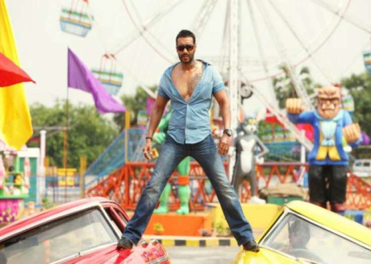 ajay devgn back in golmaal 4