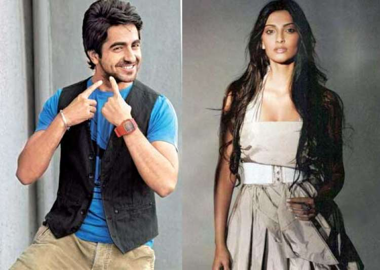 ayushmann khurrana sonam kapoor star in next yash raj film- India Tv