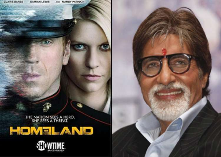 big b can t get enough of us tv show homeland- India Tv