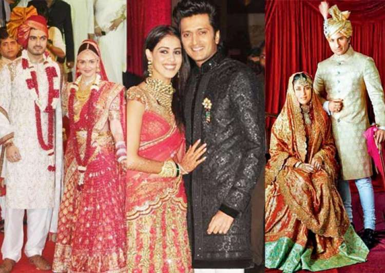 big bollywood weddings of 2012- India Tv