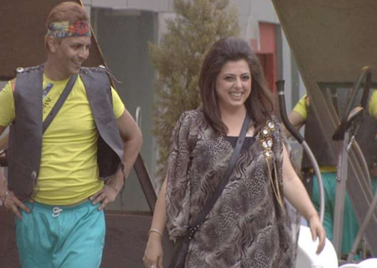 bigg boss saga delnaaz says imam siddique was my first crush- India Tv