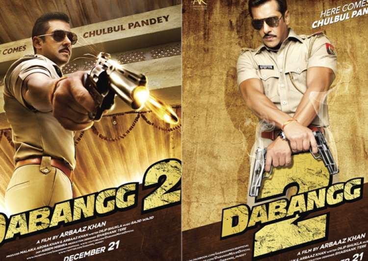dabangg 2 first look out- India Tv