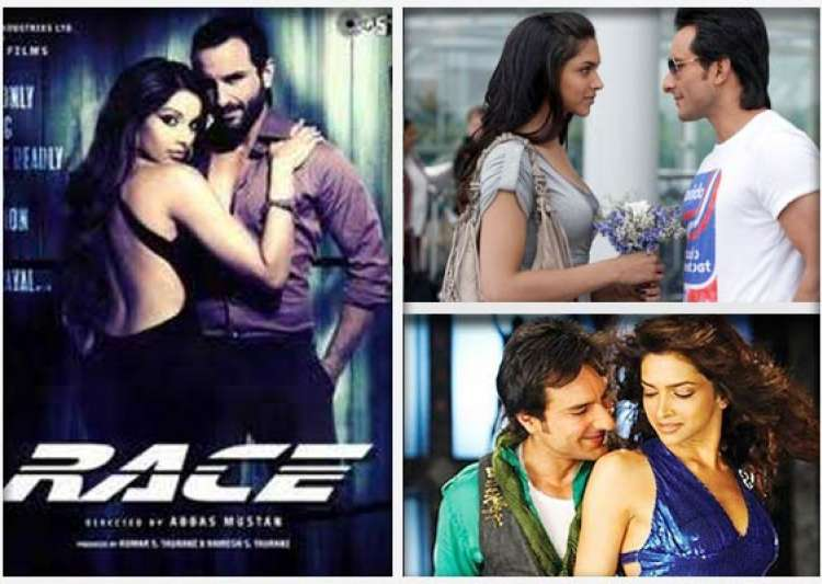 deepika to do hot scene with saif in race 2- India Tv