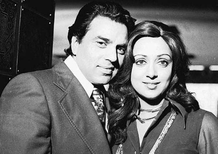 flashback on hema malini s birthday how dharmendra became- India Tv