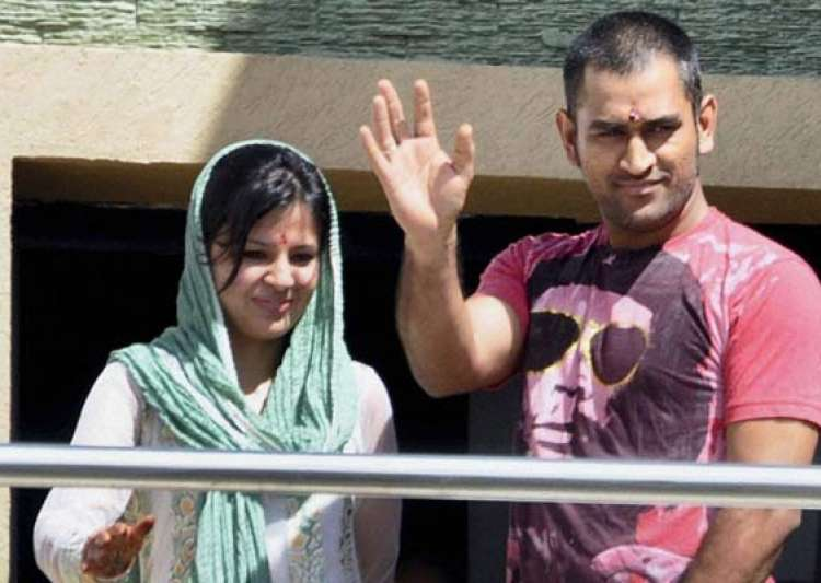 Mahendra Singh Dhoni's wife Sakshi is pregnant