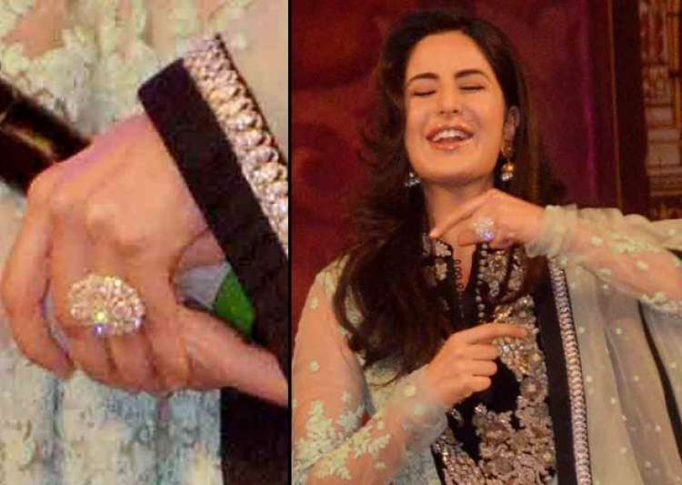 Katrina Kaif spotted with a 'giant' ring, is she really ...