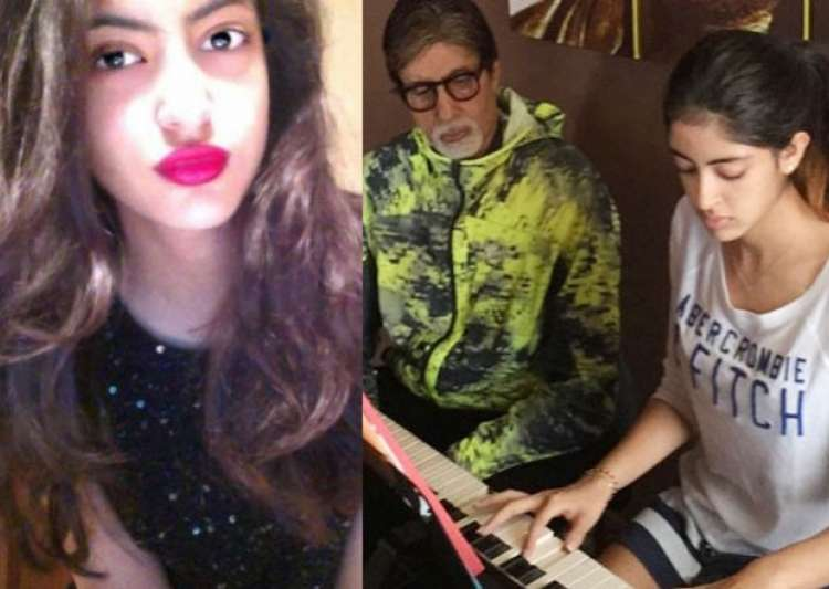 Big B's granddaughter Navya Naveli looks 'smoking hot' on ...