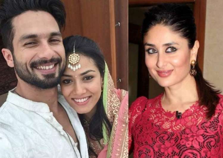 shahid kapoor, kareena kapoor, mira rajput, marriage