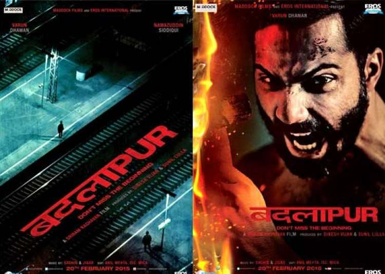 badlapur poster out rugged and forceful varun dhawan looks- India Tv