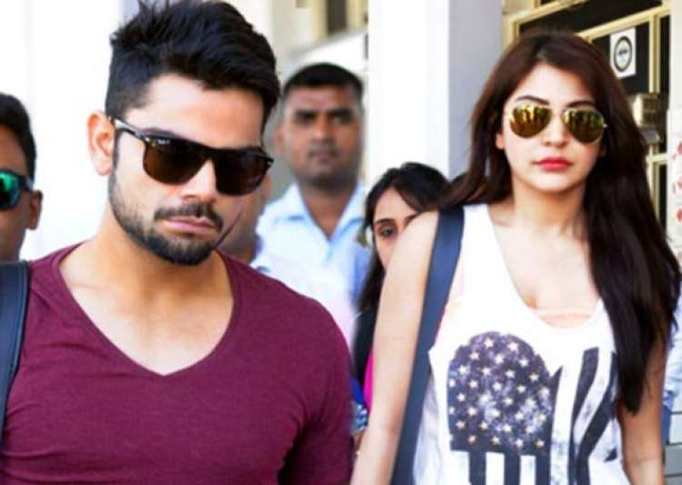 Super Anushka Sharma And Virat Kohli Families Met Engagement Date Hairstyles For Women Draintrainus