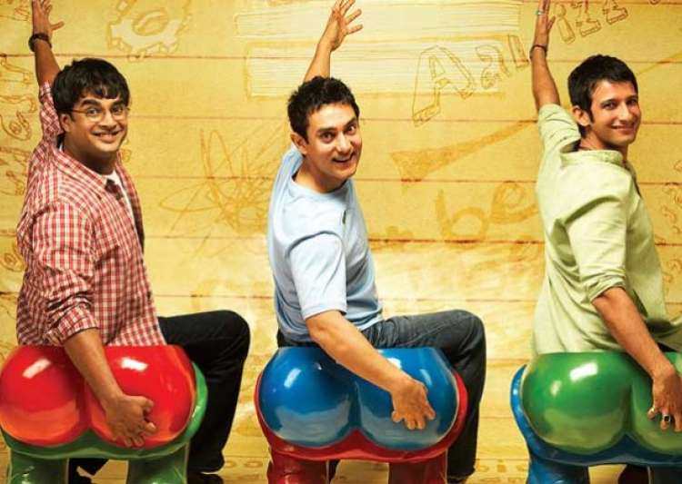 aamir khan s blockbuster 3 idiots to get a sequel soon- India Tv