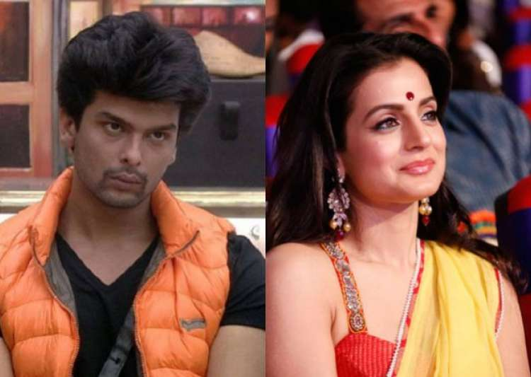 Kushal tandon accuses ameesha patel of insulting national for Amisha indian cuisine