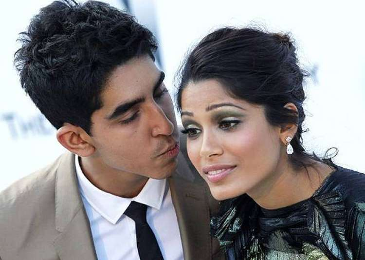 Freida Pinto speaks up...