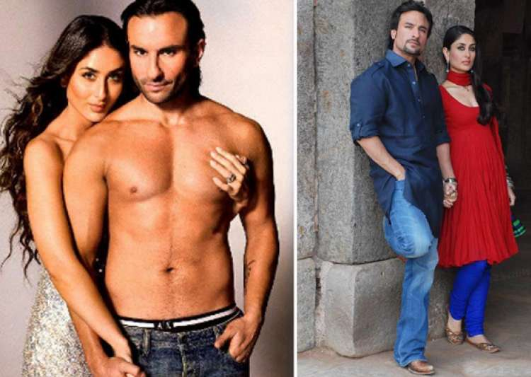kareena looks good only with me says saif ali khan- India Tv