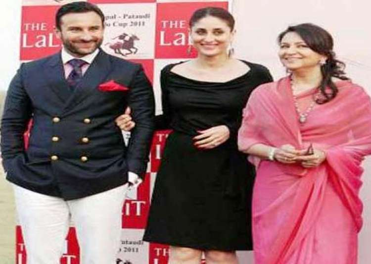 kareena has not converted to islam says mother in law- India Tv
