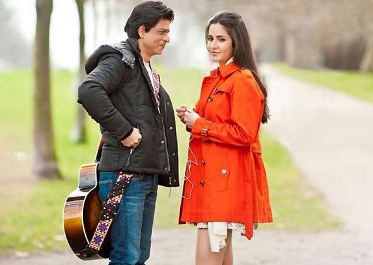 katrina is a stupendous actor says srk- India Tv