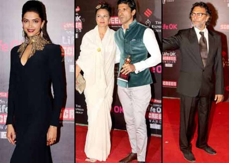 life ok screen awards 2014 and the winners are... view pics- India Tv