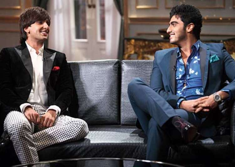 koffee with karan arjun kapoor speaks over his relationship with alia bhatt view pics- India Tv