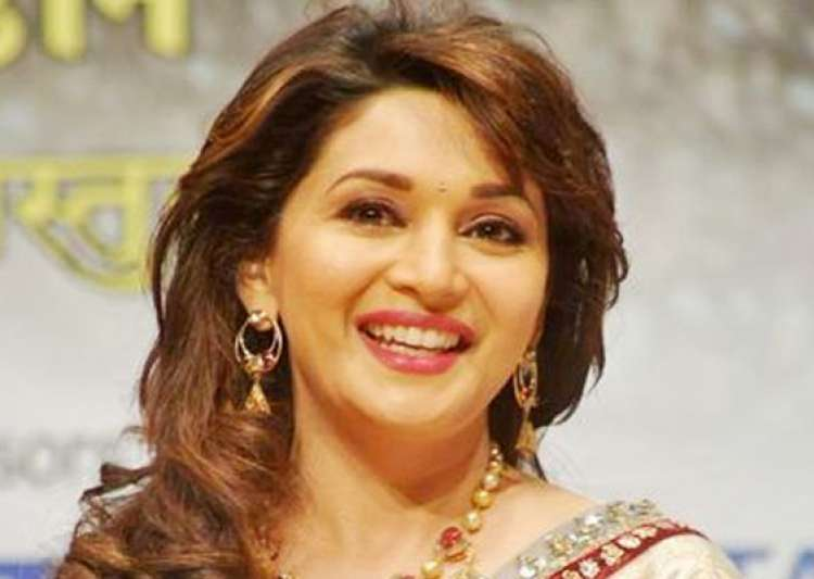 madhuri dixit draws ire of maha politicians- India Tv