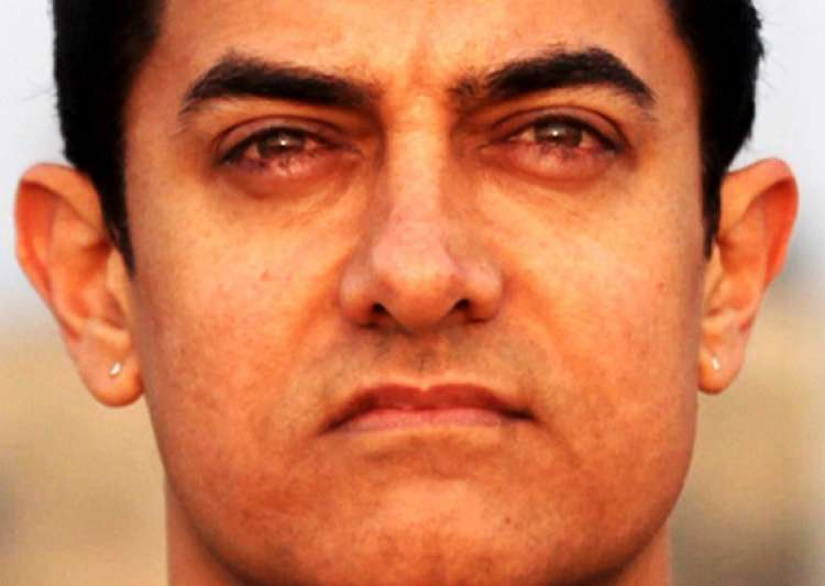 aamir wants to connect with india through tv show- India Tv
