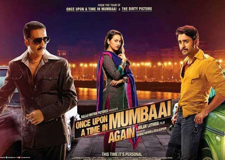 once upon a time in mumbaai dobara movie review akshay sonakshi fail to create magic- India Tv