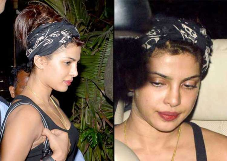People Before And After Meth Priyanka Chopra spotte...