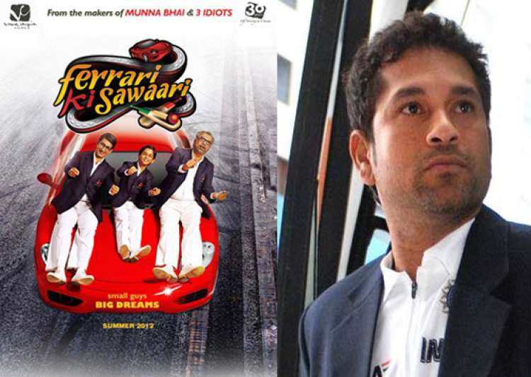 sachin tendulkar in ferrari ki sawari- India Tv