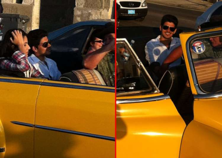 salman khan used suraj pancholi as his body double in ek- India Tv