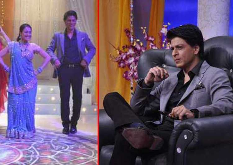 shah rukh khan promotes chennai express on tarak mehta ka- India Tv