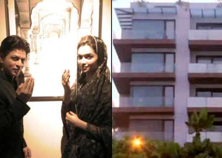 shah rukh khan throws iftar party at dubai bungalow view- India Tv