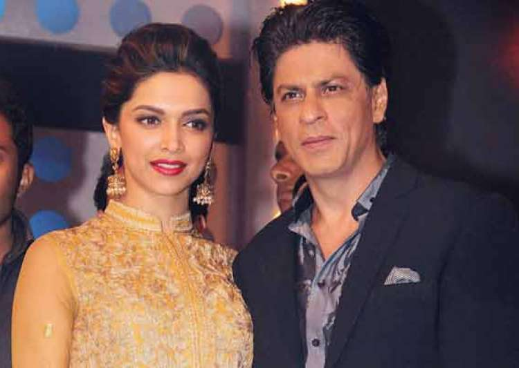 shah rukh and deepika to have a royal dinner in abu dhabi- India Tv