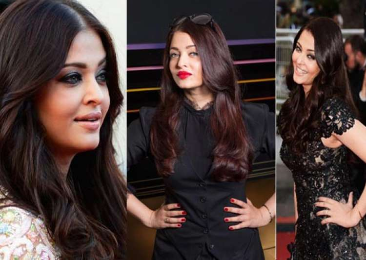 sizzling aishwarya rai at cannes 2013 view pics- India Tv
