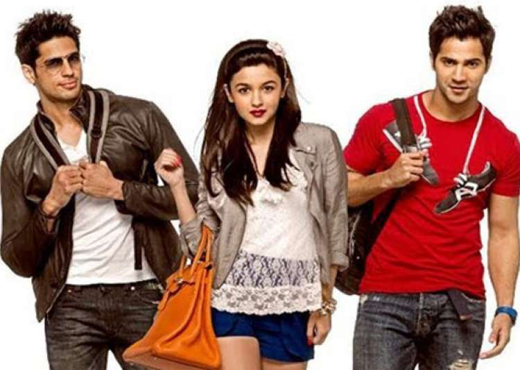 movie review student of the year siddharth overshadows alia- India Tv