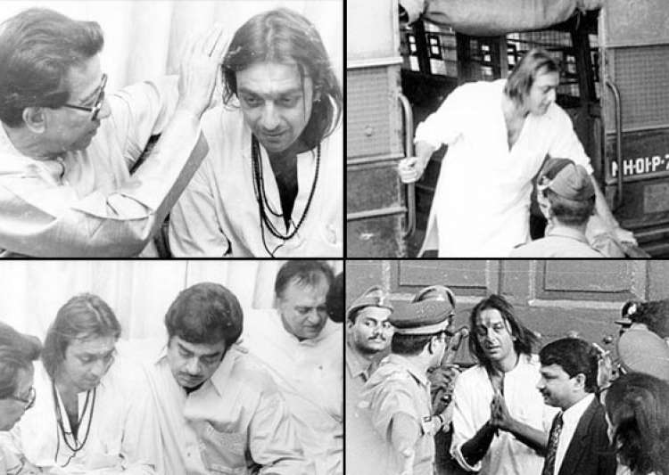 unseen and rare pictures of sanjay dutt- India Tv