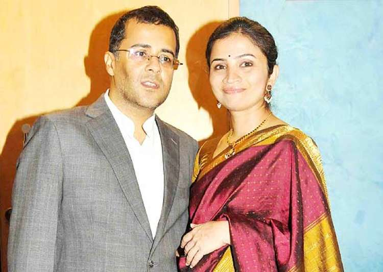 interview of chetan bhagat Chetan bhagat, the bard of india's sunrise generation, assumes a female   building in bandra, mumbai, he had already done one interview.