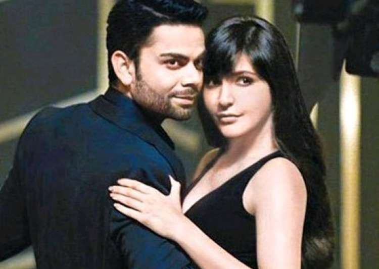 virat kohli dating anushka sharma see pics- India Tv