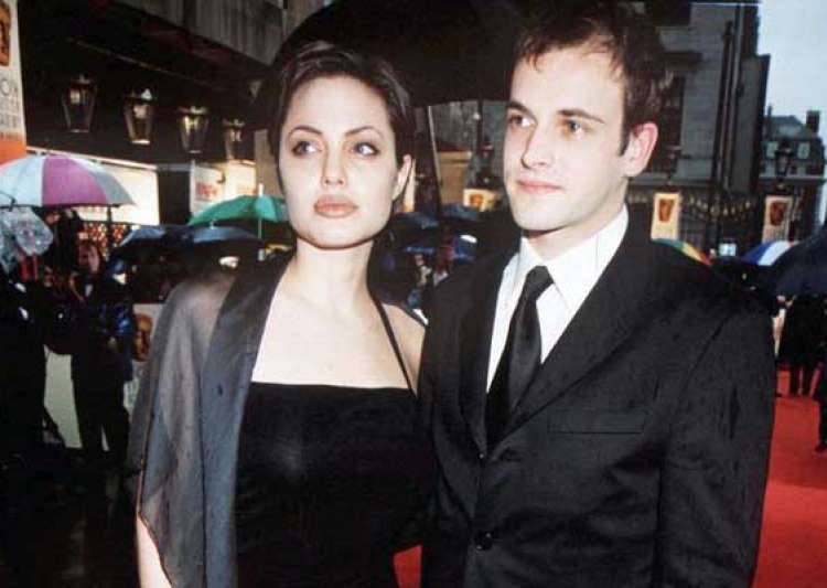 Angelina Jolie And Her First Husband Jonny Lee Are Good