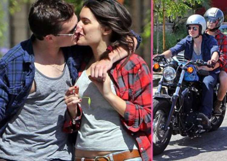 mentally dating josh hutcherson Spanish actress claudia traisac and hollywood star josh hutcherson are currently in a relationship, the couple is dating, since 2013 let's know more about.