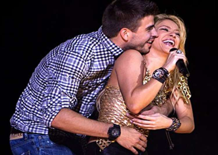 shakira pregnant with first child- India Tv