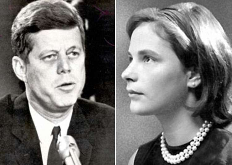 jfk took my virginity says former white house intern after- India Tv