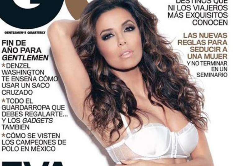 longoria sizzles in gq magazine- India Tv
