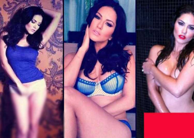 sunny leone s hot photoshoot- India Tv