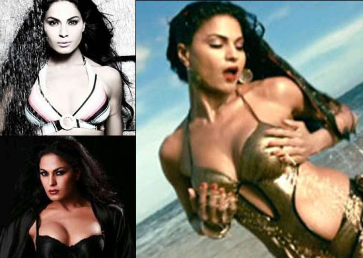 veena malik s leaked pics from supermodel see pics- India Tv