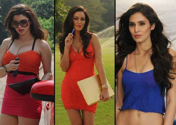 watch out for the seductive actresses on the sets of grand- India Tv