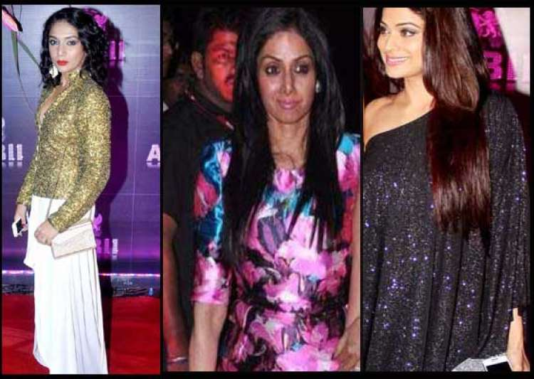 fashion disasters at sridevi s birthday bash view pics- India Tv