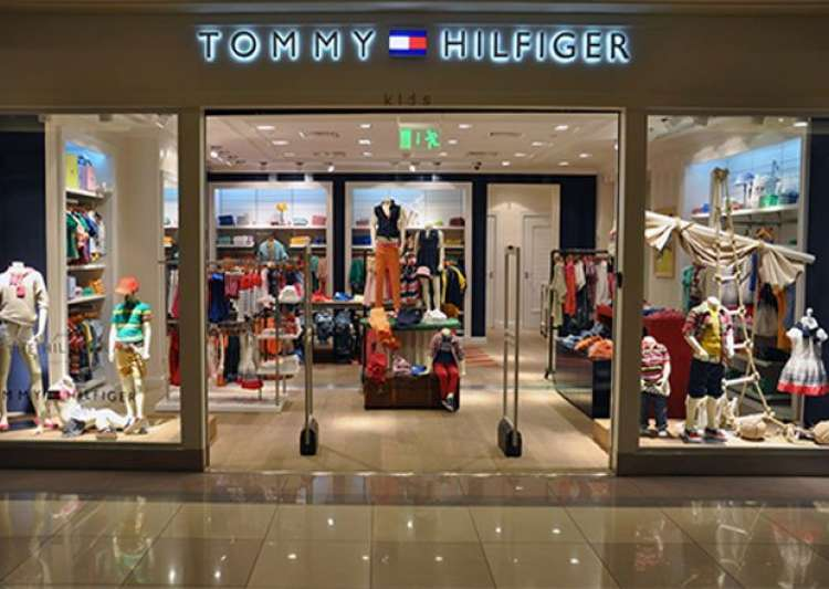 Tommy Hilfiger shop has opened in DLF Mall of India. It is the best places to visit in Noida for couples on Weekend.