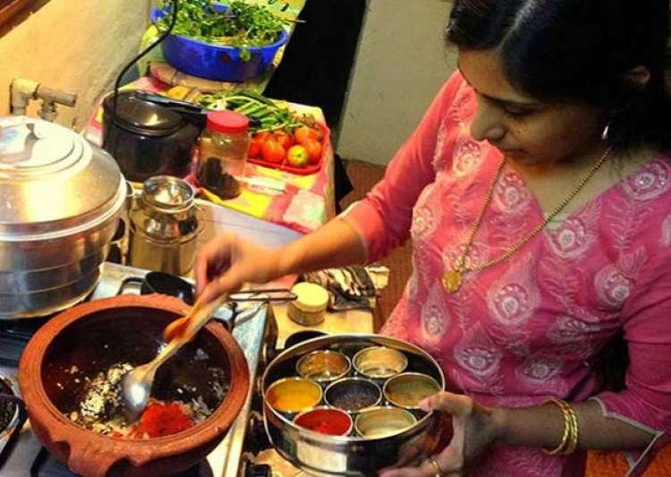 Indian dishes for diabetic patients indiatv news for Traditional indian kitchen pictures