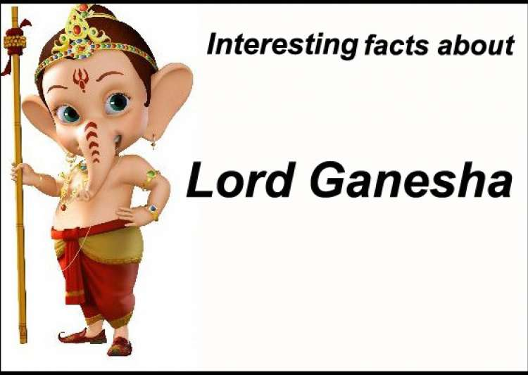interesting facts about lord ganesha view pics