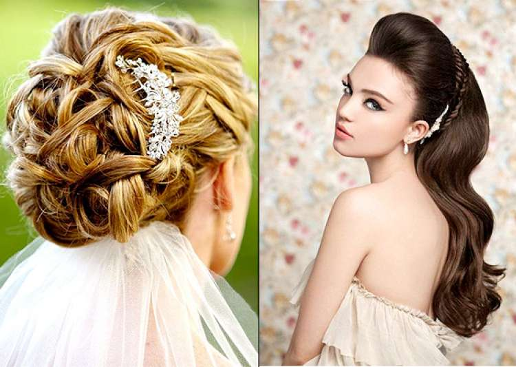Summer Wedding: Try Innovative Hairstyles (see Pics