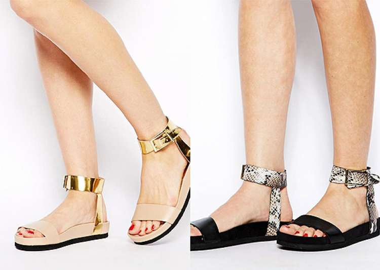 Summer shoe trend: Try footbed sandals for comfort (see pics)
